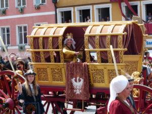 Scheidhammer LA Hochzeitszug