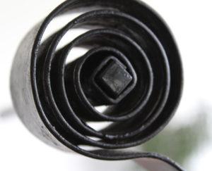 Scheidhammer Blattfeder geschmiedet