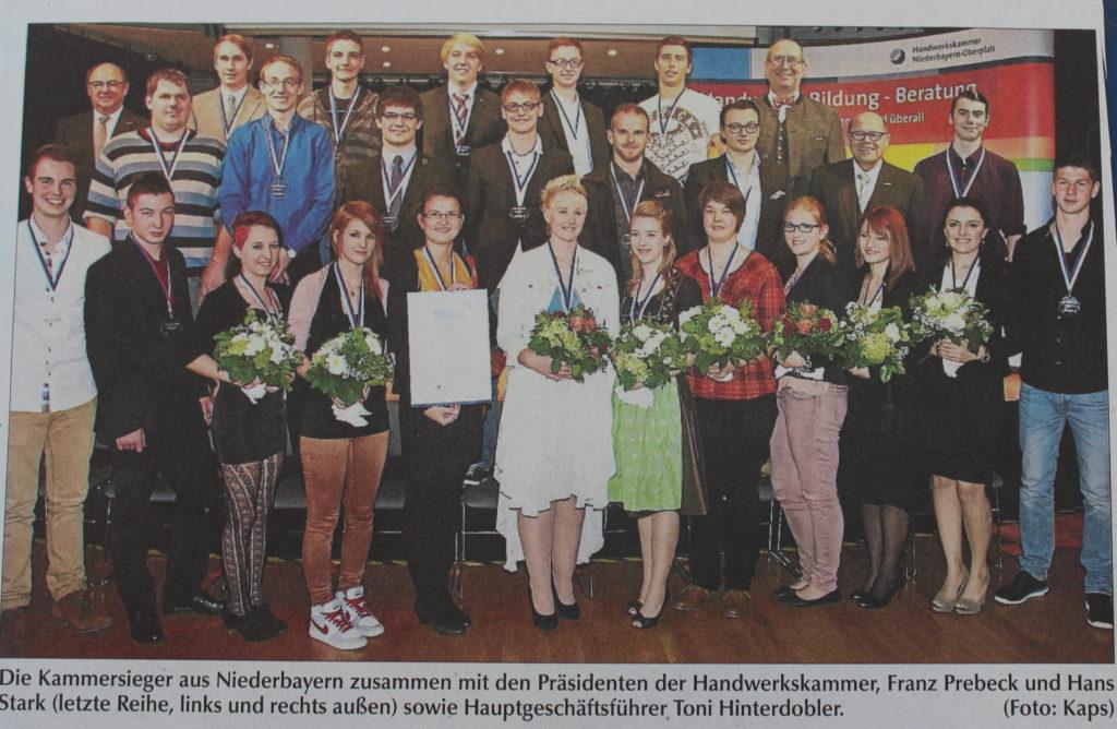 Scheidhammer Kammersieger 2013